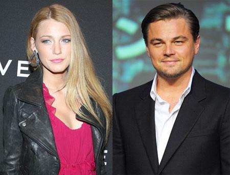 Leonardo DiCaprio sienta la cabeza con Blake Lively
