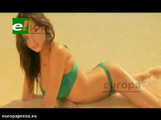 Ángeles de Victoria' s Secret suben la temperatura para el verano 2012