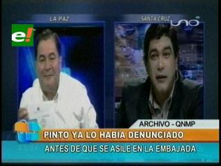 """Investigación de """"Veja"""": Roger Pinto ya lo había denunciado antes de asilarse en la Embajada del Brasil"""