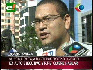 Corrupción en YPFB: Ex ejecutivo detenido pide declaración ampliatoria a la Fiscalía