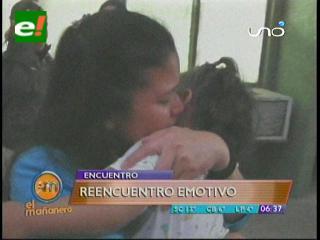 Rescatan a niña robada por empleada en 4 cañadas