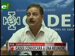 Cadex lamenta decisión de la Aduana de cerrar Puerto Aguirre