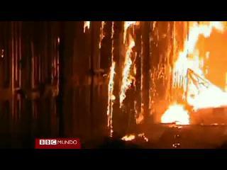 Siria: Patrimonio de la humanidad en llamas