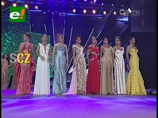 Miss Santa Cruz 2013: Las 8 finalistas