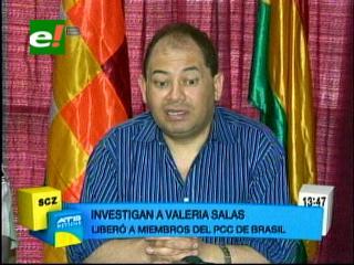 Liberación de miembros del PCC de Brasil: Gobierno investigará a la jueza Valeria Salas