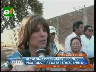 Santa Cruz: Alcaldía expropiará terrenos en la zona de Barrio Lindo
