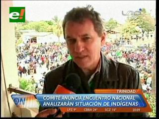 Comité Pro Santa Cruz anuncia un encuentro nacional de cívicos