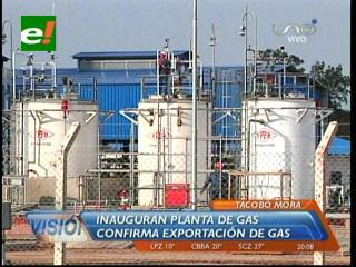 Planta de Río Grande inicia procesando 36.000 garrafas de GLP