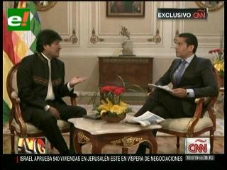 Polémica entrevista del periodista Ismael Cala al Presidente Evo Morales