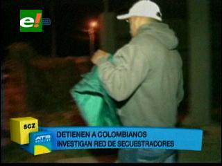 Banda de secuestradores opera en la capital cruceña