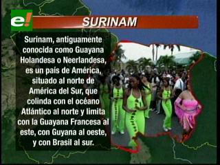 Surinam asume la presidencia pro tempore de la Unasur