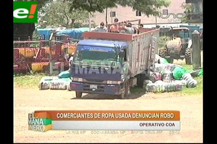 Comerciantes de ropa usada denuncian corrupción en la Aduana