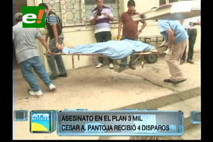 Policía aprehende a sospechoso de la muerte de un pintor