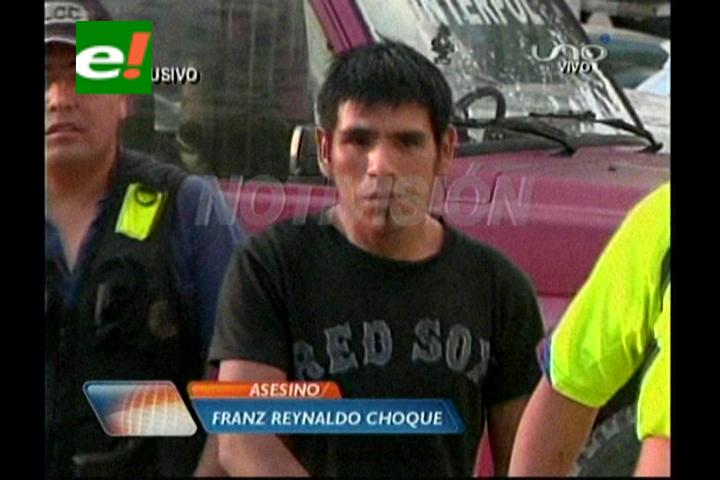 "Asesino de albañil: ""No me arrepiento de matarlo"""