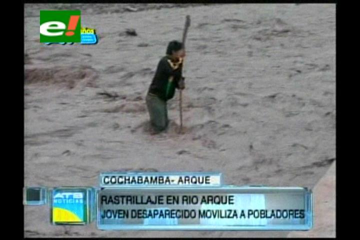 Cochabamba: Reportan a joven muerto en aguas del río Arque