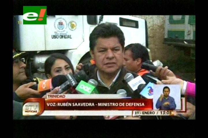 Gobierno enviará el sábado 6,5 toneladas de ayuda humanitaria a la amazonía