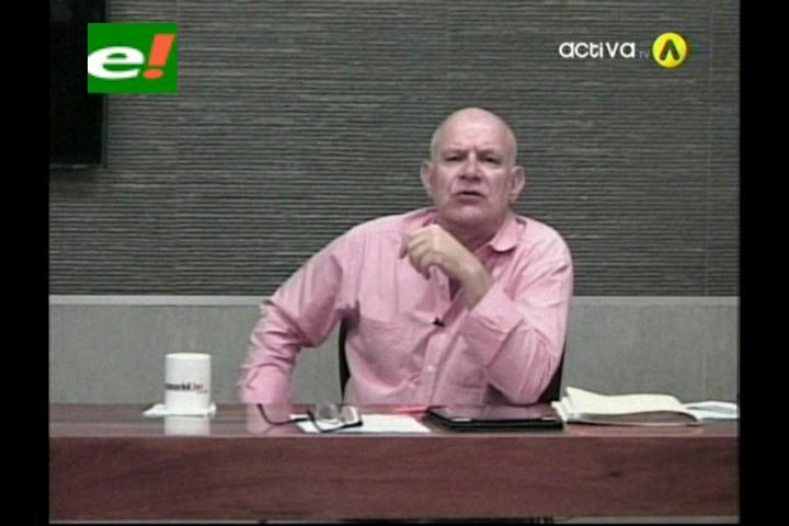 """Valverde: """"Hay que arrancarle el pacto fiscal al Gobierno"""""""
