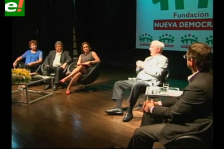 Vargas Llosa: La literatura nos muestra que el mundo está mal hecho