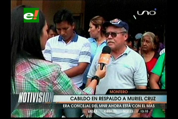 Un cabildo decidirá la suerte de 6 concejales de Montero