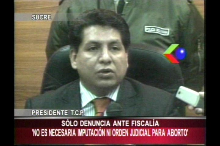 TCP ratifica penalización del aborto pero elimina autorización judicial