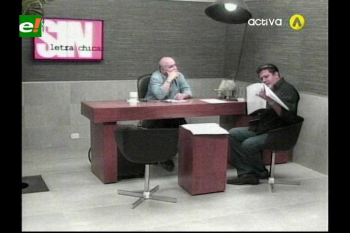 Oscar Vargas: «Percy sabe todo lo que pasa, pero no manda en la Alcaldía»