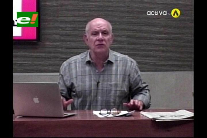 Carlos Valverde analiza la carta enviada por Marcelo Soza a la opinión pública