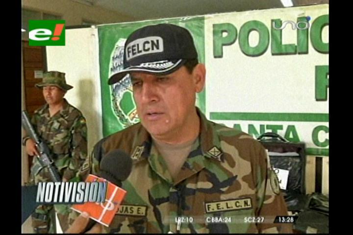 Operativos: Detienen a nueve personas y decomisan más de 21 kilos de droga