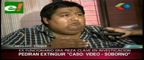 """Por muerte de Núñez del Prado: Defensa de """"El Viejo"""" pedirá la extinción del caso video soborno"""