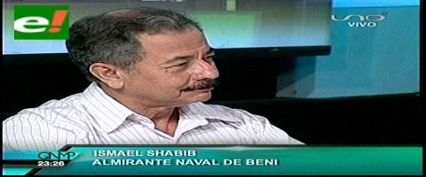 """Ismael Schabib: """"El narcotráfico se combate en todos lados menos en el Chapare"""""""