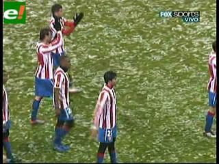Atlético Madrid quedó eliminado por Leverkusen