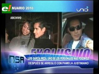 Luis García Meza el personaje más polémico del año
