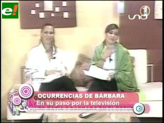 Resumen de las ocurrencias de Katia, Bárbara y Ximena de Pura Vida