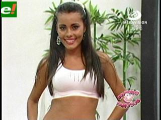 Jessica Vaca y María Fernanda Cruz se llevan premios en Miss Verano 2011