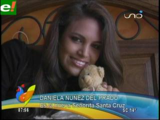 Daniela Núñez del Prado: Intima