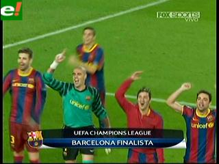 Barcelona despacha a Real Madrid en la Champions