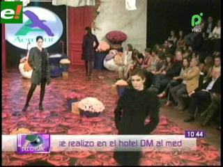 Bolivia Moda 2011 en La Paz fue un éxito