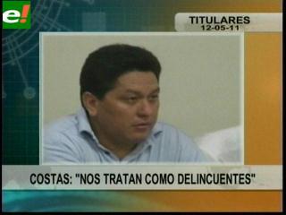 Juez ordena enviar a la cárcel a Alcides Villagómez