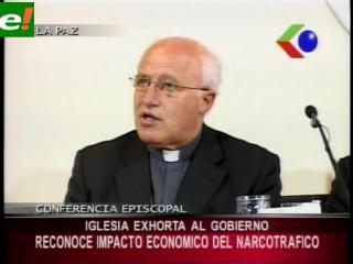 Iglesia Católica ve con preocupación la realidad del país