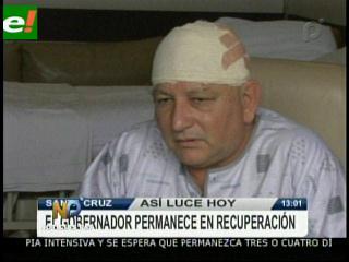 Rubén Costas vuelve a trabajar