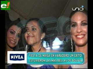 Candidatas a Miss Santa Cruz 2011 estuvieron de fiesta