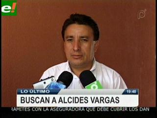 Alcides Vargas buscado en los Valles con orden de aprehensión