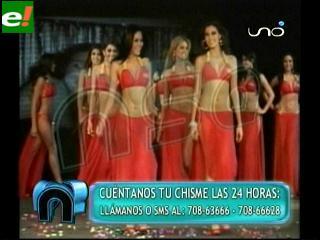 Bisturí y siliconas calientan el Miss Santa Cruz 2011