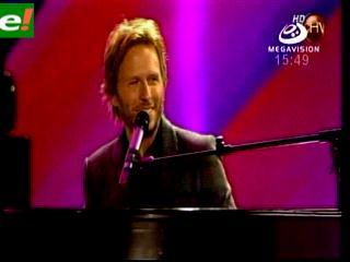 Noel Schajris cantará en Santa Cruz como solista
