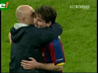 Messi sentencia al Madrid 2-0