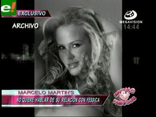 Jéssica Ortiz la novia de Marcelo Martins