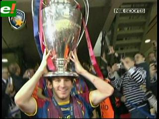 Messi rompe récord goleador