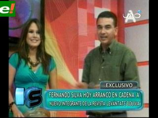 "Fernando Silva debutó en Cadena ""A"""