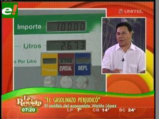 Waldo López evalúa la abrogación del D.S. 748