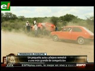 El Rally Dakar tiene sus curiosidades