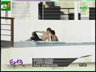 Romance entre Selena Gómez y Justin Bieber